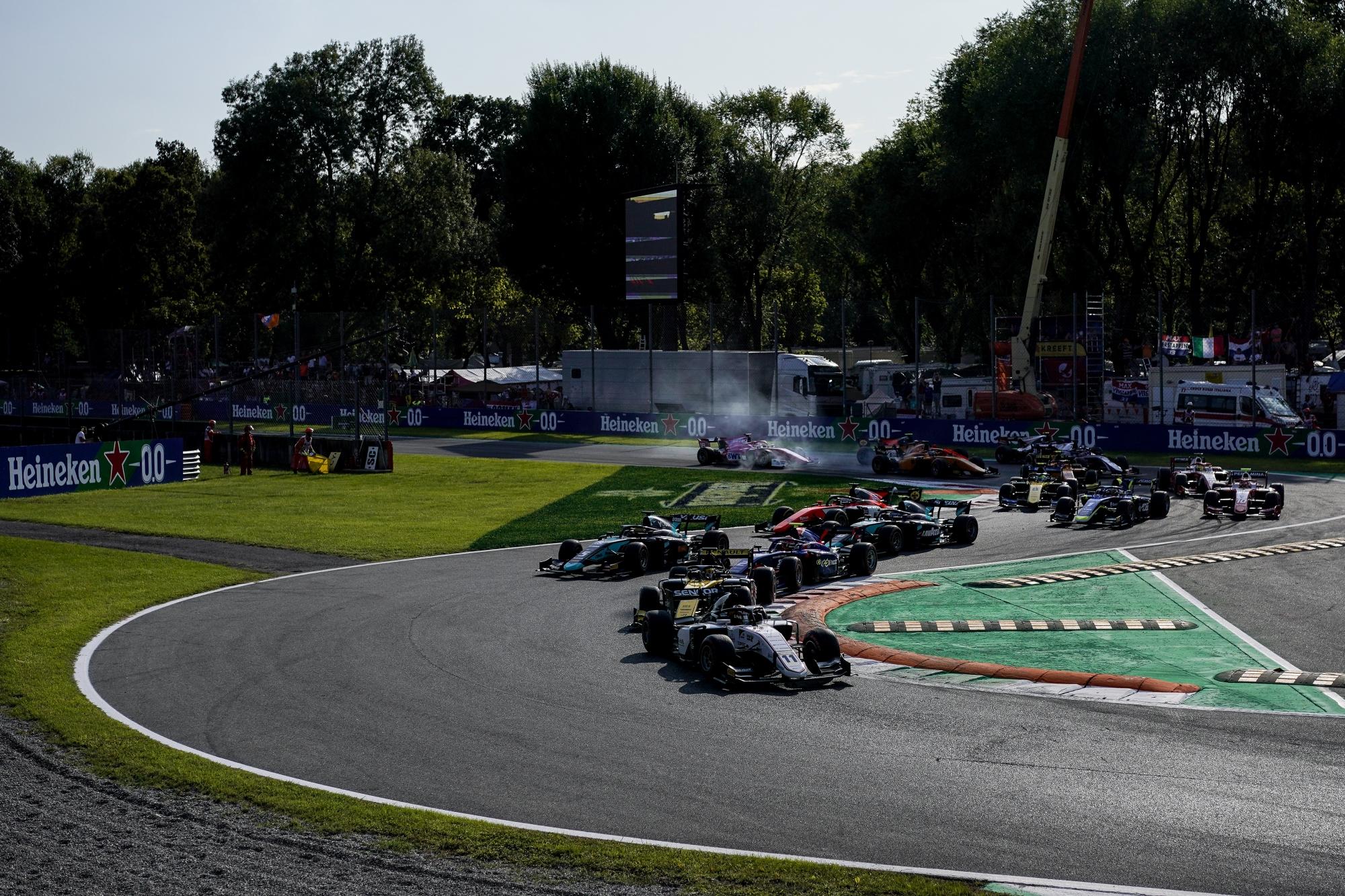Monza Race Review